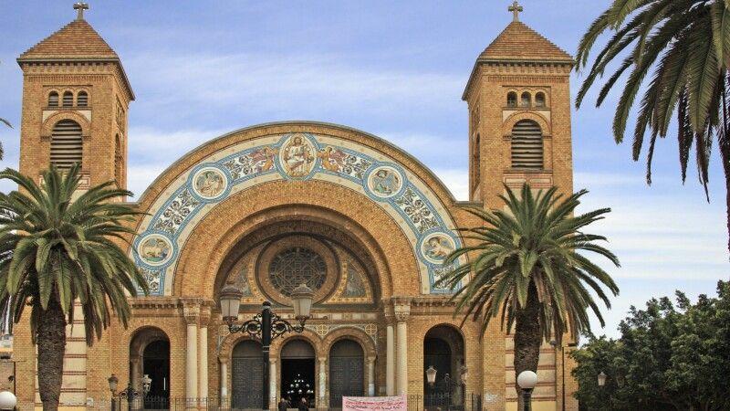 Oran Kathedrale © Diamir