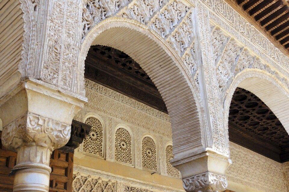 Alhambra – orientalischer Formenreichtum