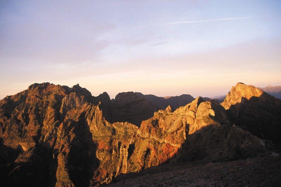 Abendstimmung auf Madeira