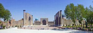 Der Registan von Samarkand