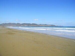 Bucht von Puerto Lopez