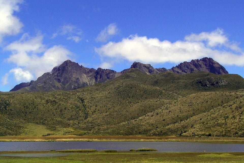 Cotopaxi-Nationalpark