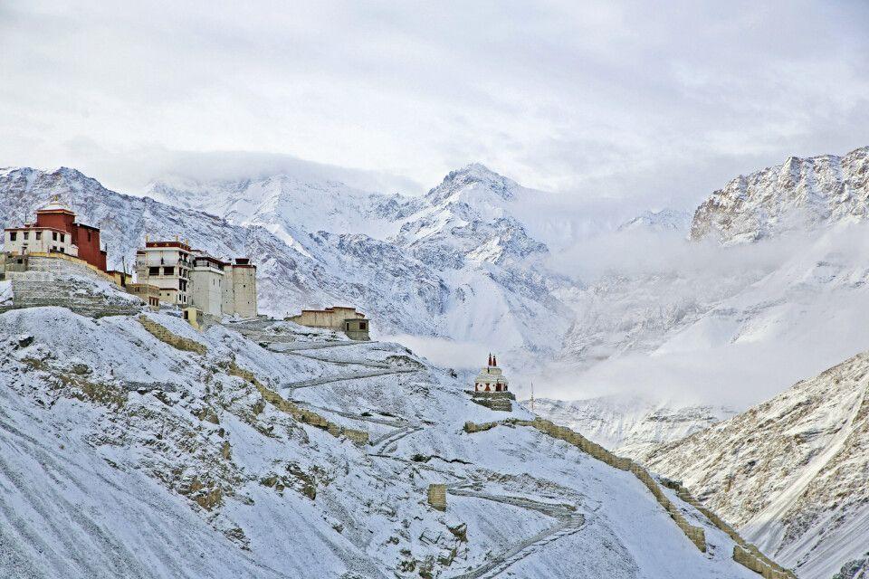Ladakh im Winter