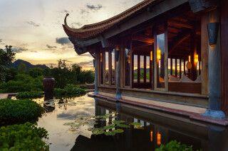 Emeralda Resort Ninh Binh, Lobby