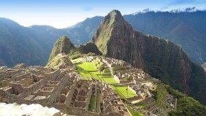Inkastadt Machu Picchu