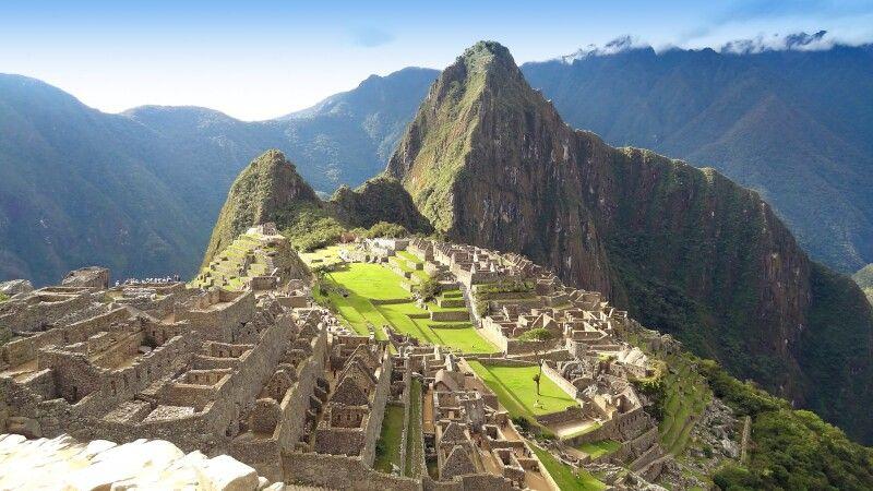 Inkastadt Machu Picchu © Diamir