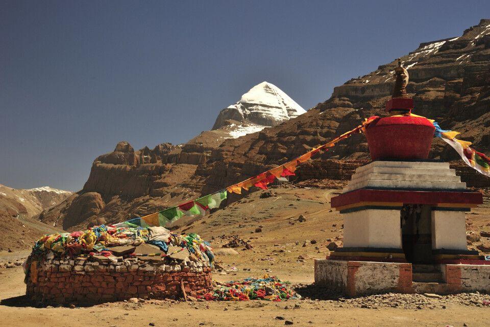 heiliger Berg Kailash