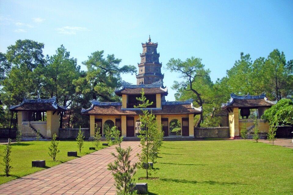 Thien-Mu-Pagode in Hue