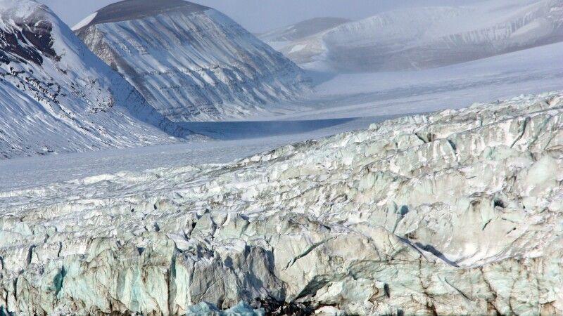 Hornsund Gletscherfront © Diamir