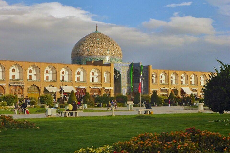 Scheich Lotfollah Moschee Isfahan