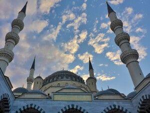 Asadi-Moschee Ashgabat