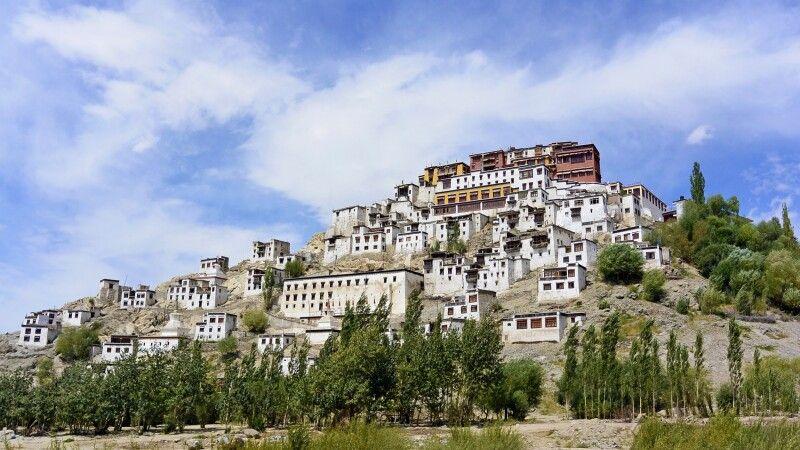 Kloster Thiksey, im Industal © Diamir