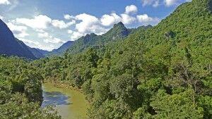 Flusstal im Ba-Be-Nationalpark