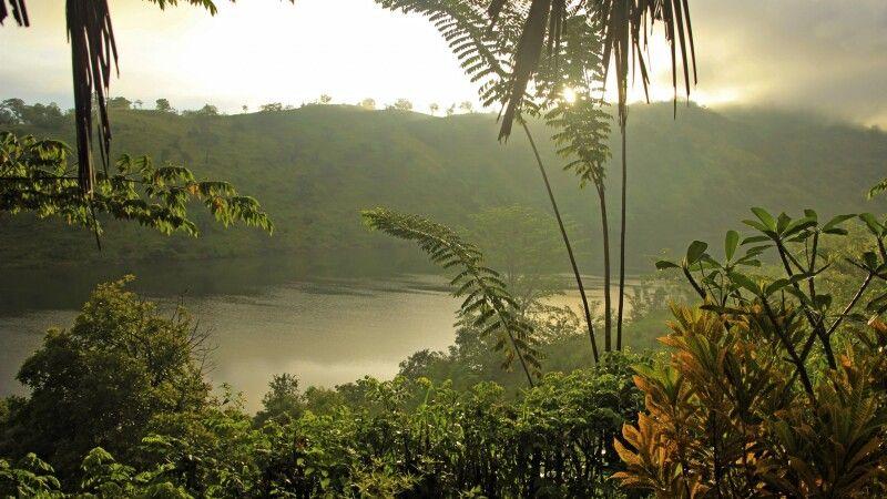 Tamarind Gardens Ausblick vom Chalet © Diamir