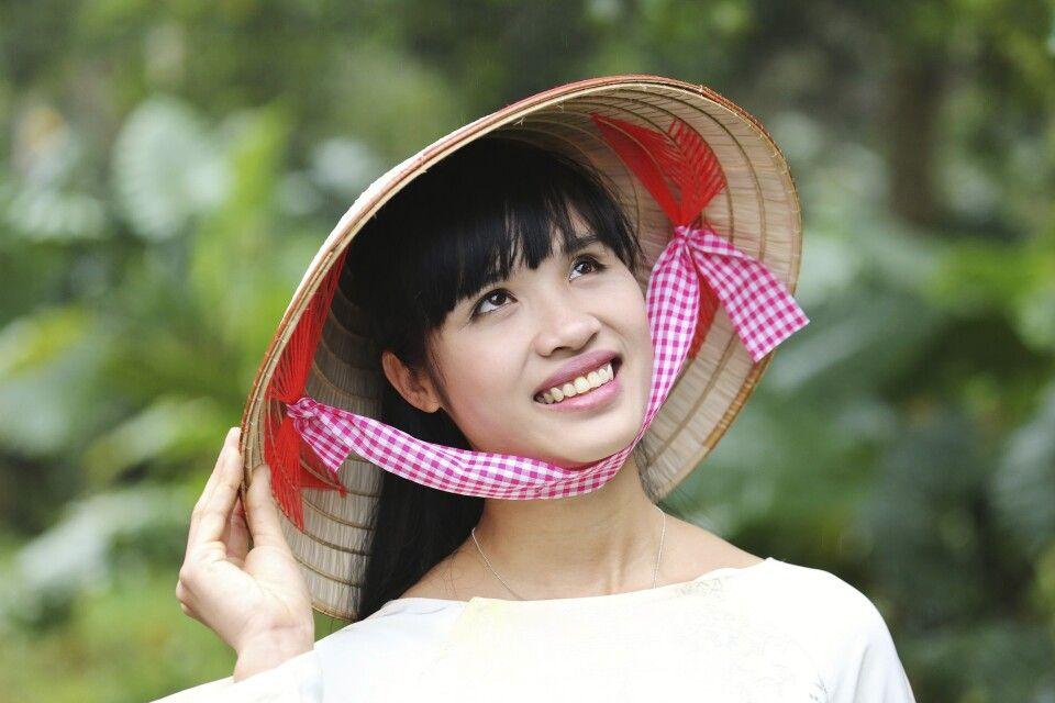Vietnamesisches Portrait