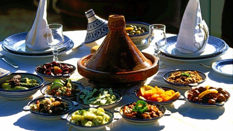 Frühstückstisch © Diamir
