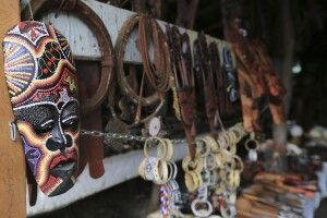 Holzschnitzermarkt von Okahandja