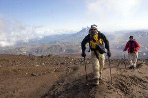 Trekking zum Goreli