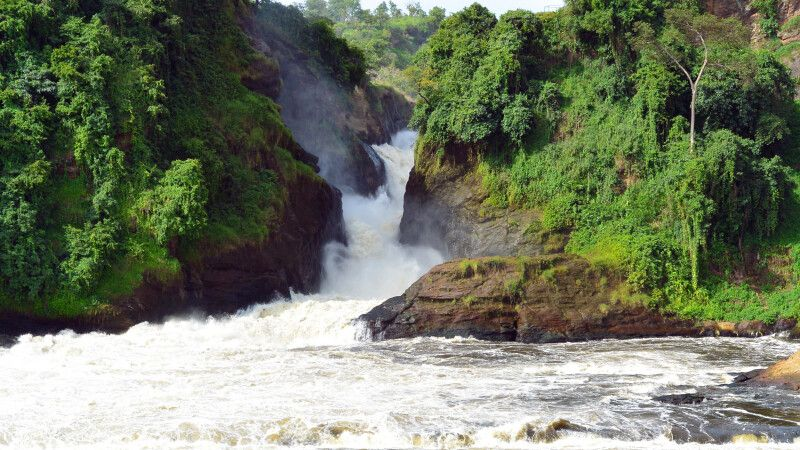 Murchison Falls © Diamir