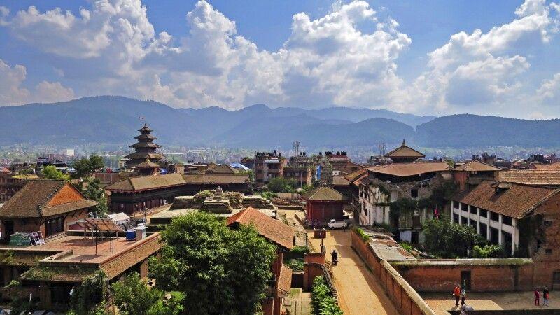 Bhaktapur © Diamir