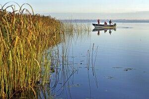 Bootsausflug im Ibera-Sumpfgebiet