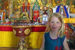 Kloster in Kathmandu