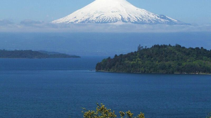 Majestätischer Vulkan Osorno © Diamir