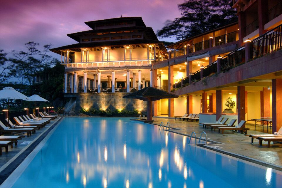 Hotel Amaya Hills, Sri Lanka