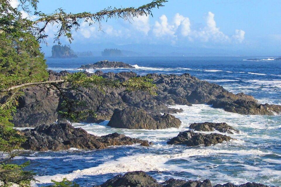 Der herrliche Pacific Rim NP an der Westküste Vancouver Islands