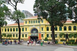 Post Office in Saigon