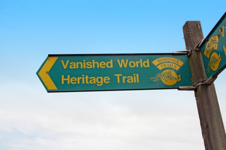 Vanished World Heritage Trails