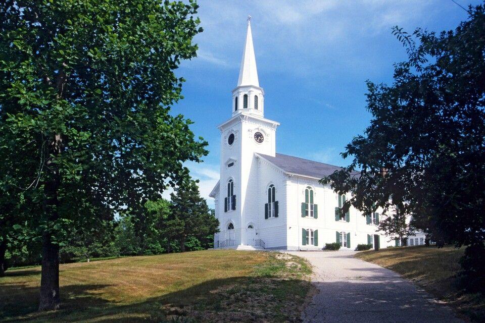 Kirche in Vermont