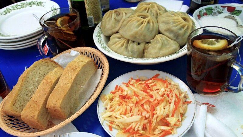 Typisch russische Speisen © Diamir