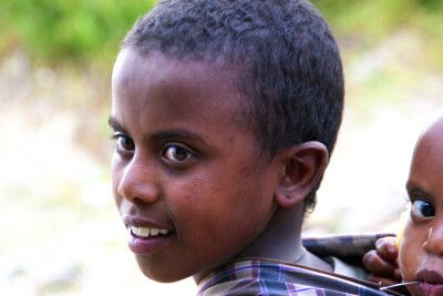 von Axum nach Makele
