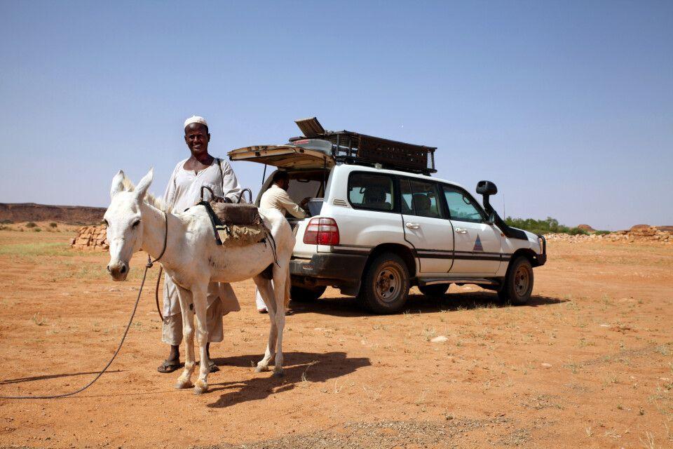 Transport auf Sudanesisch