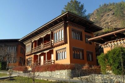 Resort in Paro