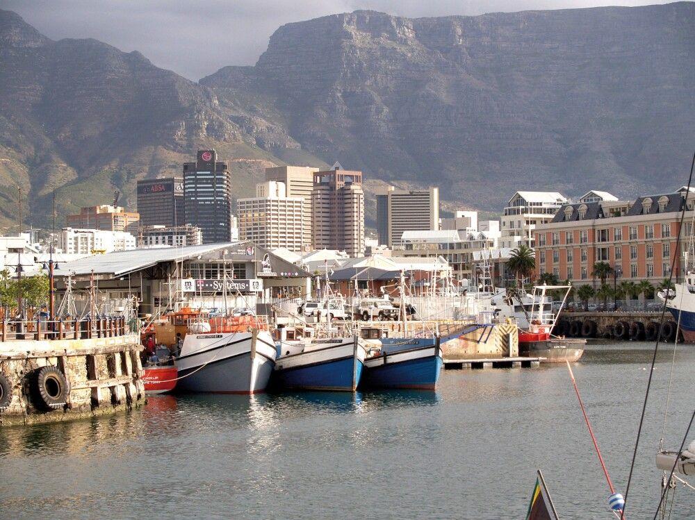V&A Waterfront, Kapstadt, Südafrika