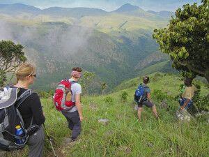 Wanderung im Malolotja-Naturschutzgebiet, Swasiland
