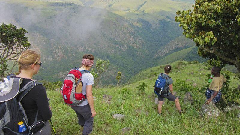 Wanderung im Malolotja-Naturschutzgebiet, Swasiland © Diamir