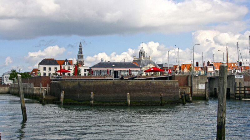 Vlissingen in Holland © Diamir