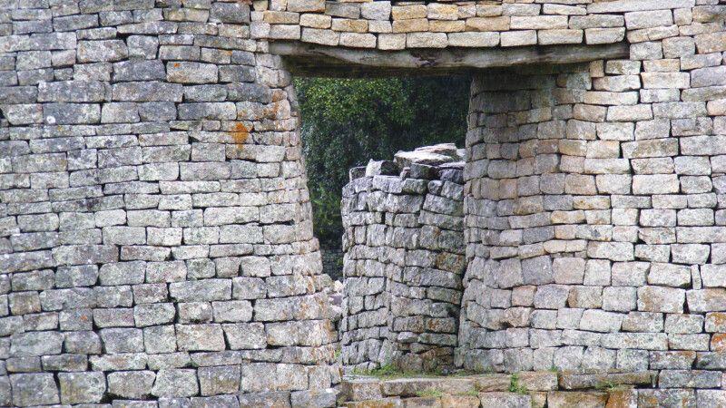 Groß-Simbabwe-Ruinen © Diamir