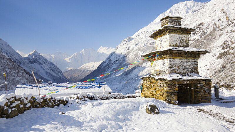 Weg von Samdo nach Dharamsala © Diamir