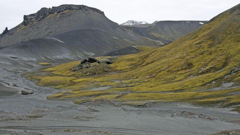 Jan Mayen, einsames Eiland mitten im Atlantik © Diamir