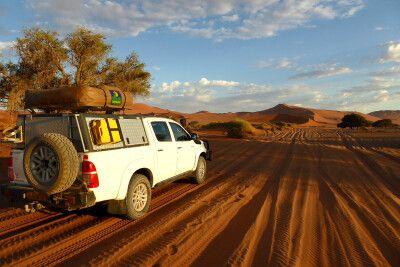Namibia selbst erfahren