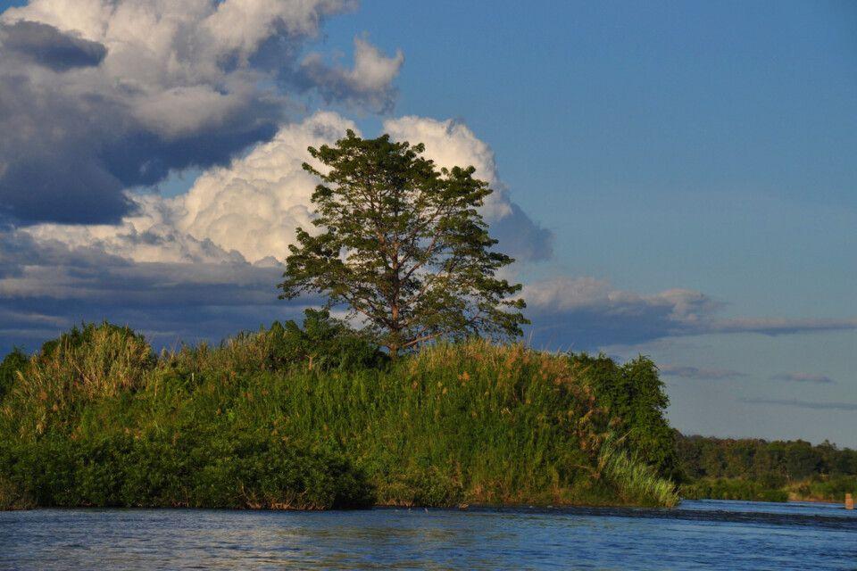 Im Süden von Laos bei den 4000 Inseln