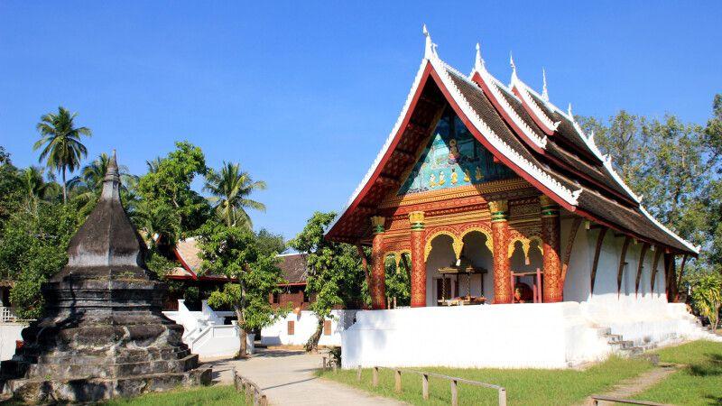 Kloster in Luang Prabang © Diamir