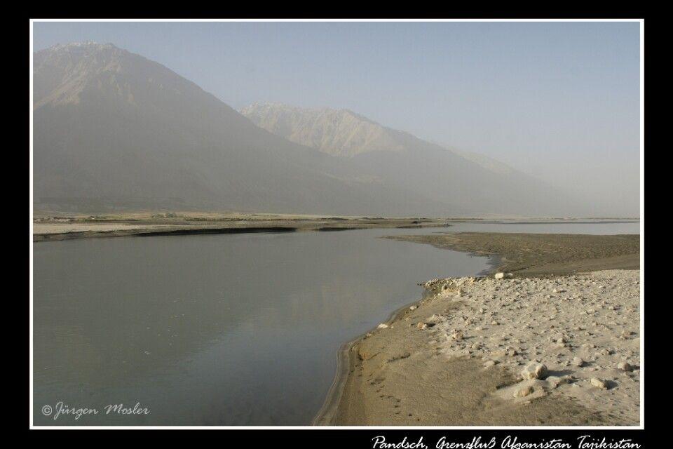 Fluss Panj