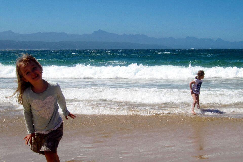 Stranderlebnis in Südafrika