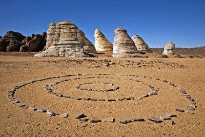 Tschad - Tibesti - Ins trockene Herz Afrikas