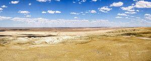 Weites Wüstenland Turkmenistan